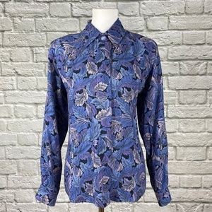 VINTAGE Pendleton Country Sophisticates Blouse